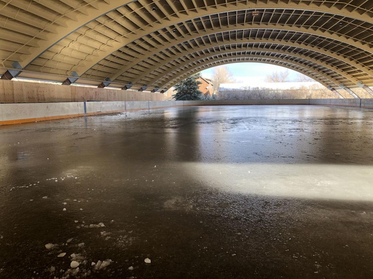 Local ice rinks struggle with warm temperatures to open or stay open