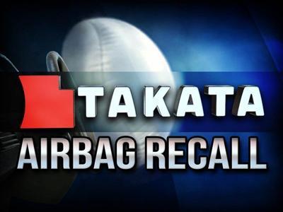 Takata recalls 1.4M air bags,