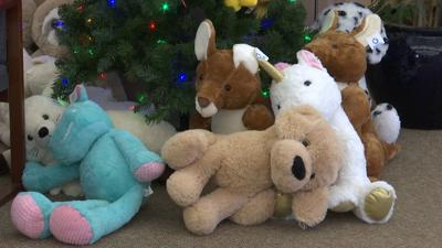 Valley Credit Union benefits Toys for Tots