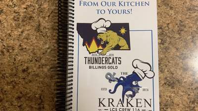 Former Army cook writes cookbook for USS Billings