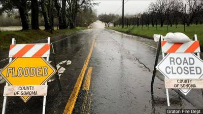 Flooding potential in the Helena Valley