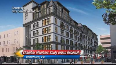Billings Chamber visits Allentown, PA to learn more about downtown redevelopment
