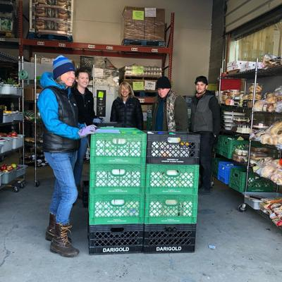 Changes to Food Bank pick-ups