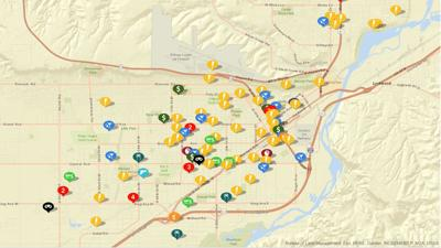 Billings Police Dept. launches crime map, Twitter account | News ...