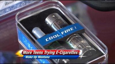 E-Cigarette Smoking Rising Among Teens