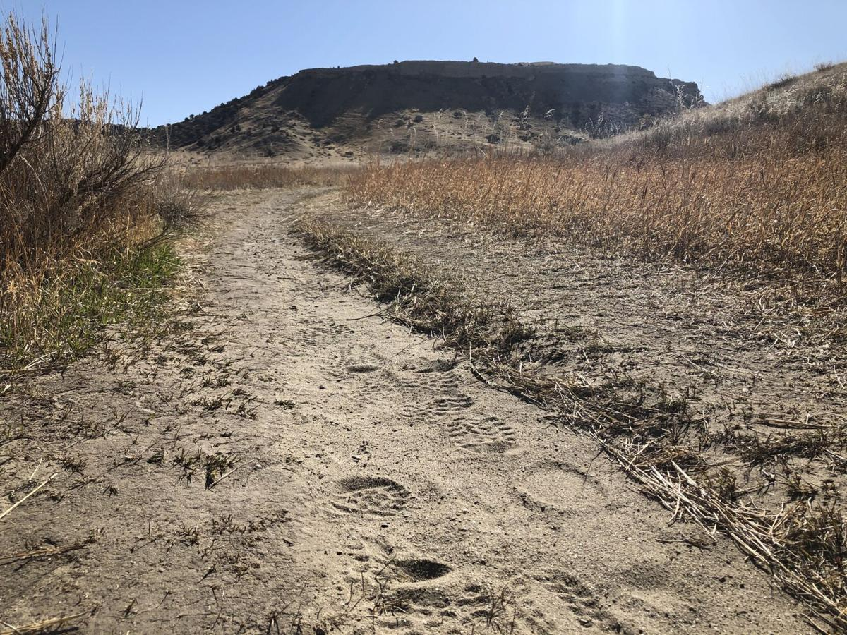 Madison Buffalo Jump State Park proposal on trail rehabilitation after record visits 2