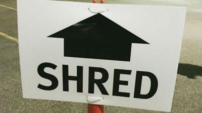 Join our 5th annual Shred Day to eliminate the possibility of identity theft