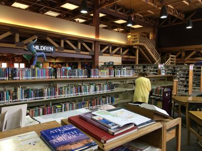Lewis & Clark Library prepping for major renovations