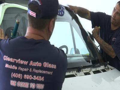 Shepherd windshield repair