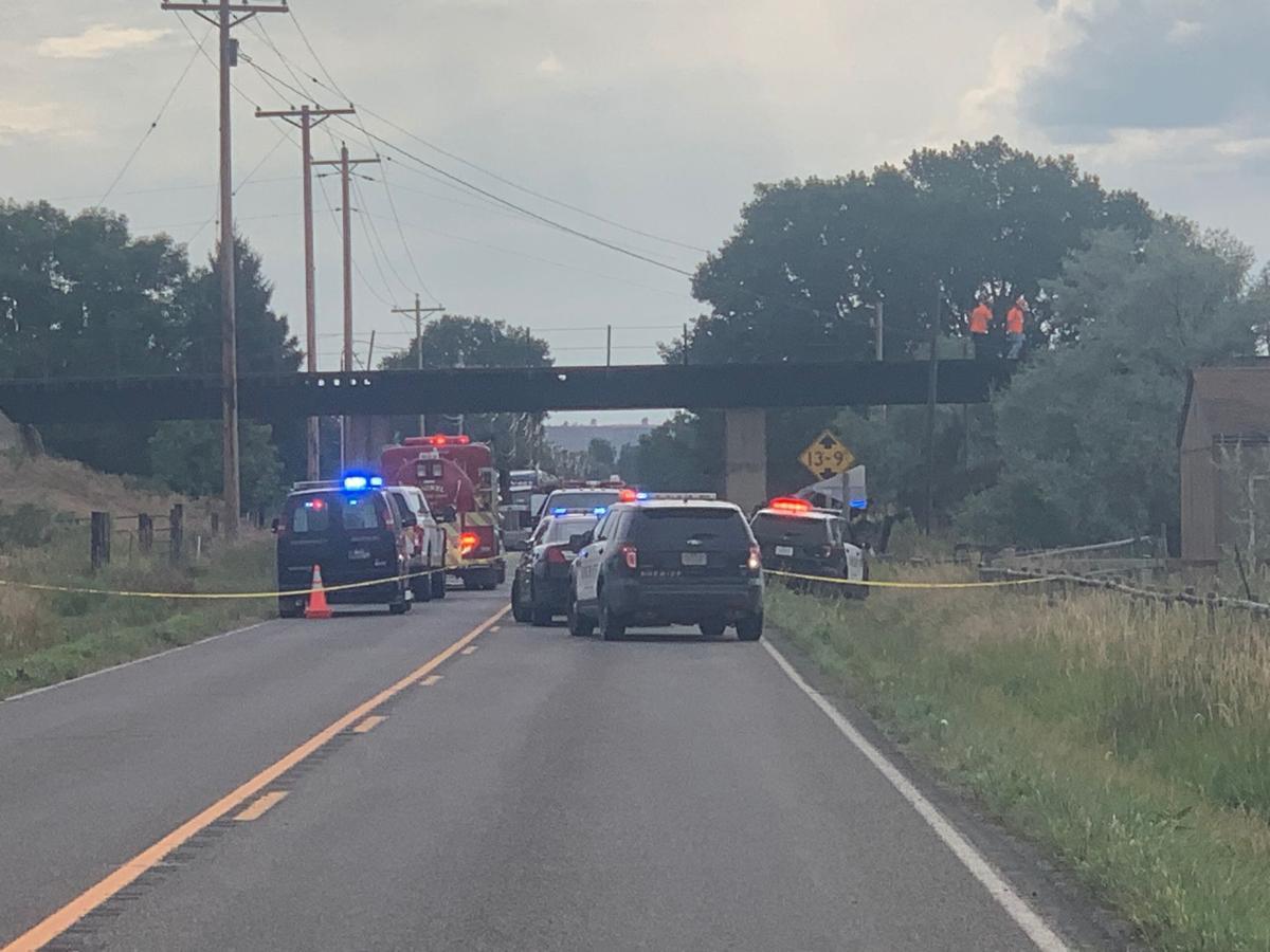 Fatal crash ignites fire between Billings and Laurel | Local News