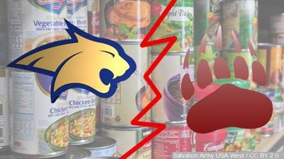 """""""Strike out Hunger,"""" bowl for free in Bozeman in support of Can the Griz Food Drive"""