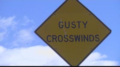 What makes Livingston so windy?