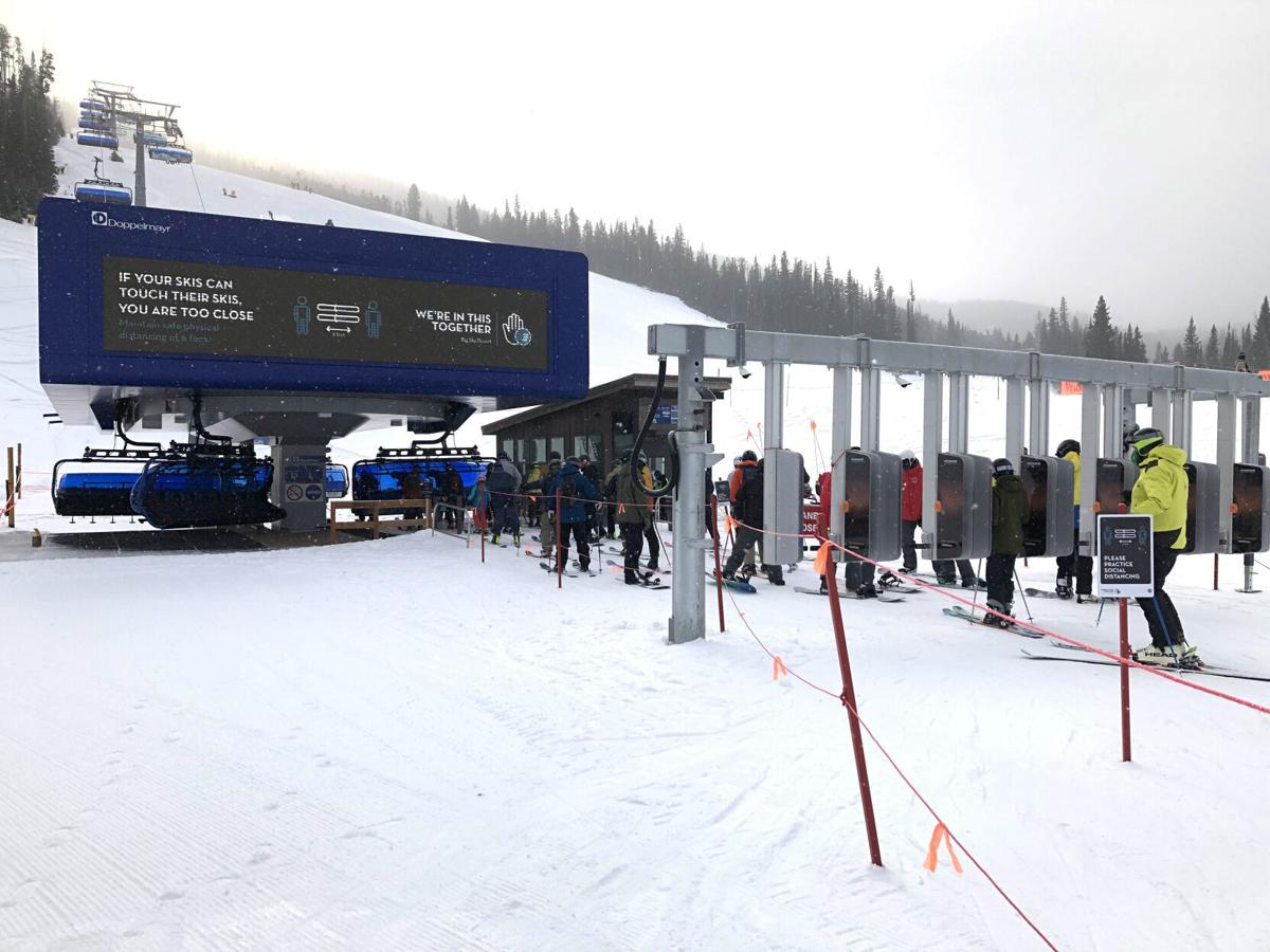 Big Sky Resort stresses planning ahead, Bridger Bowl to open with limited capacity