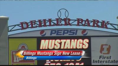 Mustangs sign new ballpark lease, team is happy to stay and play in Billings