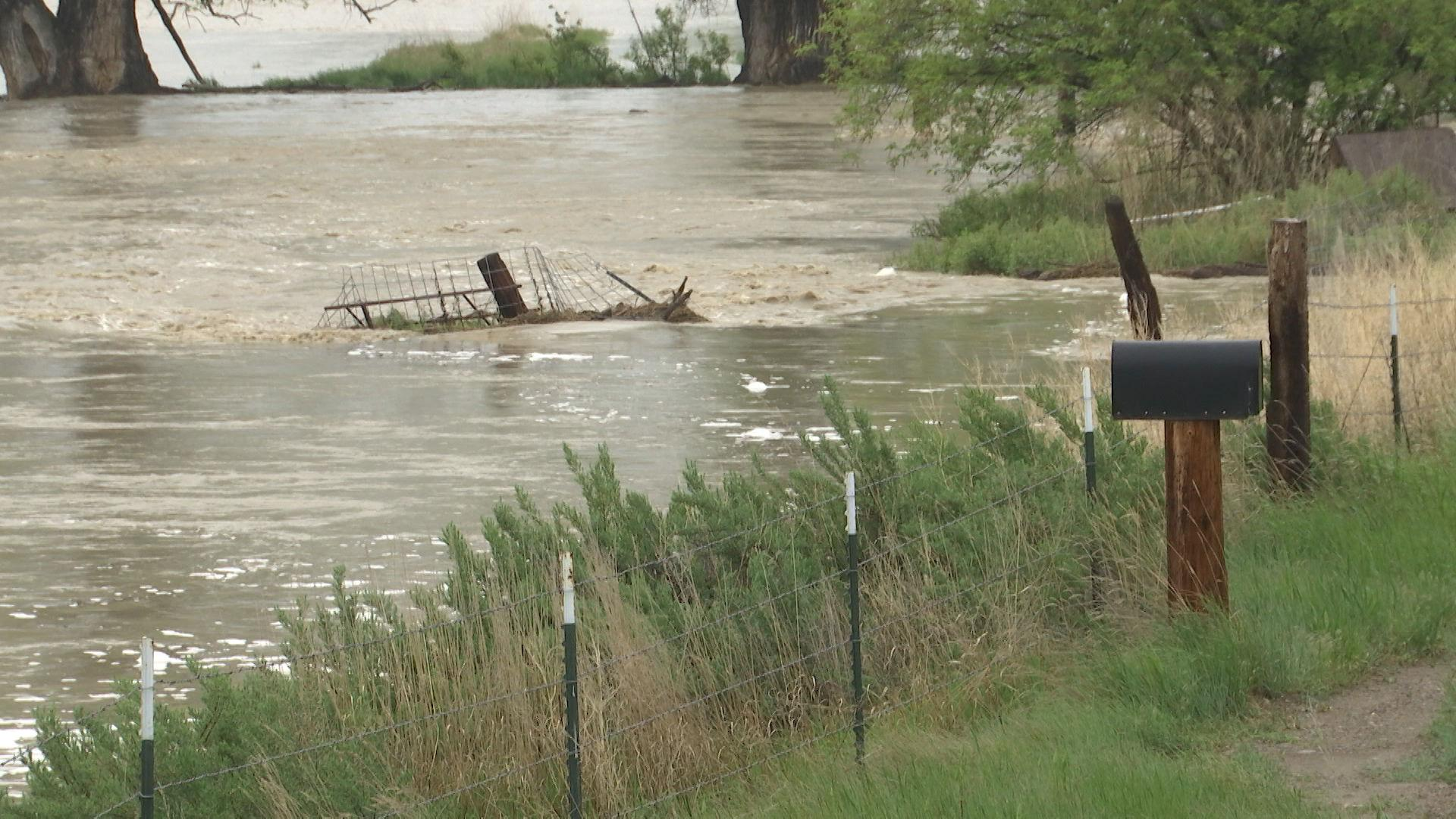 Recent weather impacts Yellowstone County areas     kulr8 com