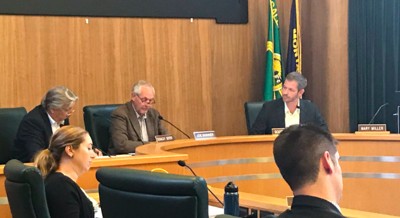 Gallatin County Commissioners voted to move dropping party affiliation to the ballot
