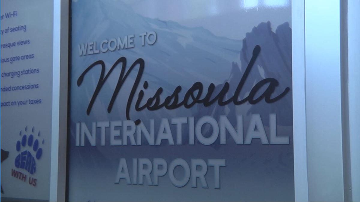 Missoula International Airport has lowest airfares in the state
