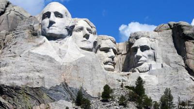 Mount Rushmore Memorial to begin major construction projects
