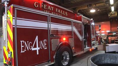 Great Falls Fire Rescue Gears up for Wildfires
