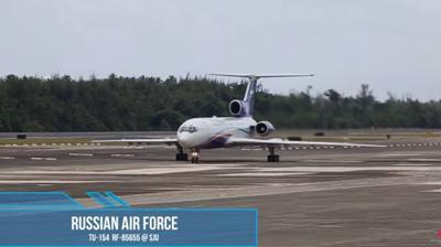 russian spy plane