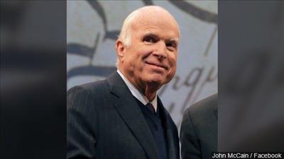 Sen. John McCain's family says he's stopping medical treatment