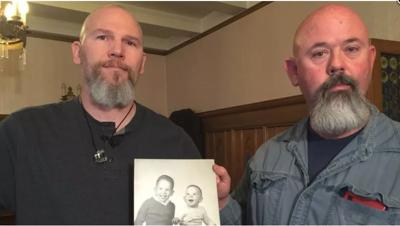 Brothers reunited after 50 years, thanks to online ancestry website