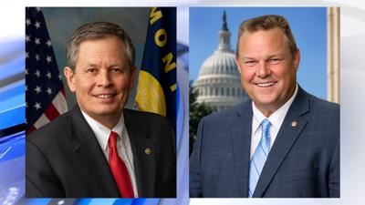 Steve Daines and Jon Tester