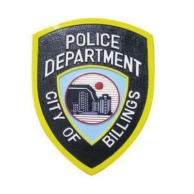 The Billings Police Department swears in two new officers
