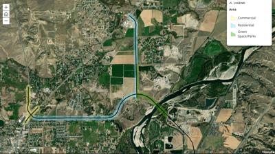 Billings Bypass Corridor Study