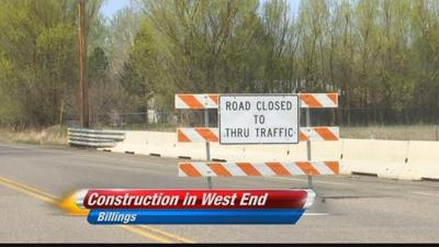 Continuous road construction expected to begin on Grand Avenue next week