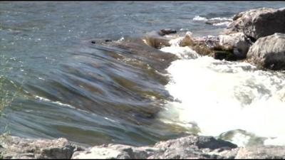 River officials give advice on spring safety