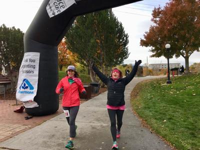 Race for the Cure Susan G. Komen fundraiser