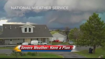 Severe weather: Have a plan