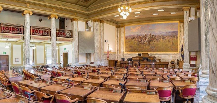 montana legislature state capitol helena
