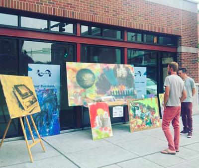 Downtown Bozeman Association cancels first art walk in June