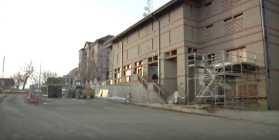 Lewis & Clark County Jail renovations wrapping up