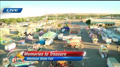Montana State Fair Billings 2020.Birdseye View At The Montana State Fair News Kulr8 Com