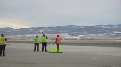 Plane carrying two crashes at Bozeman Airport, no injuries reported