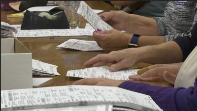 District Court Election Recount