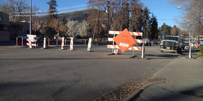 Neill Ave reopening ahead of schedule