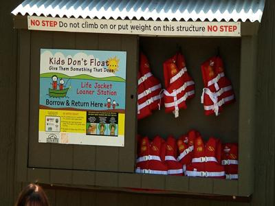 FWP, DPHHS providing child life jackets to promote water safety