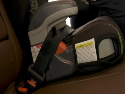 Child Passenger Safety Week brings awareness to car seat security
