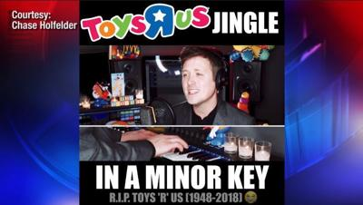 Toys R Us Jingle Remix Going Viral News Kulr8 Com