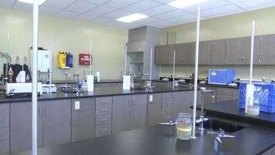 New science lab at Billings West