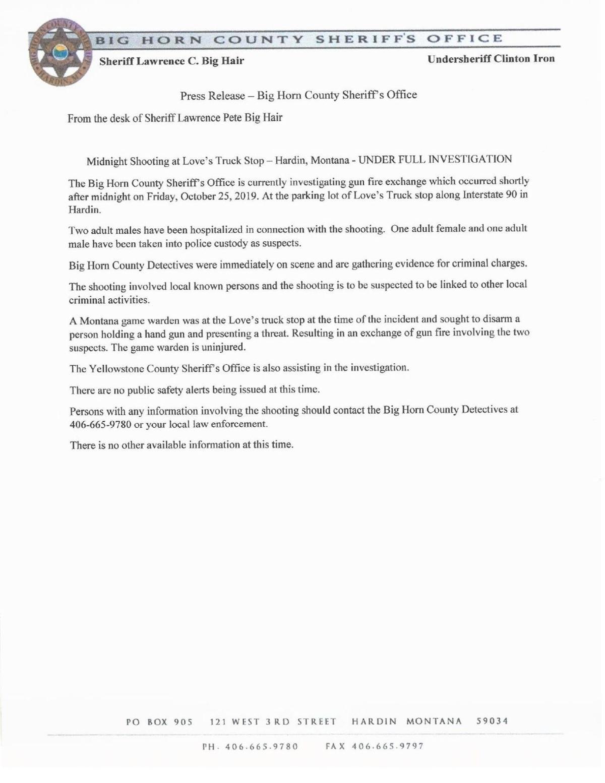 Press Release - Final 10-25-19.pdf
