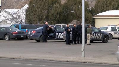 Car chase ends in Billings, 2 detained