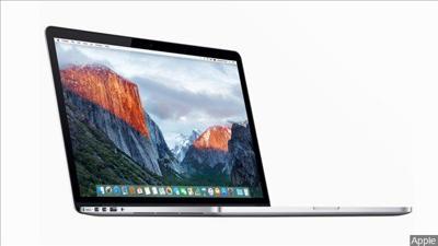 Apple recalls batteries on MacBook Pro