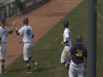 MSUB baseball in NCAA Division II West Region Championship for first time in school history