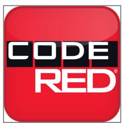 Have you downloaded CodeRED?