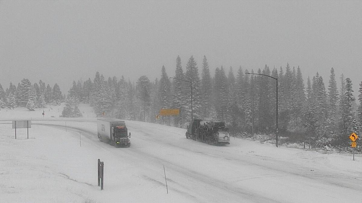 MacDonald Pass at 12:25 pm